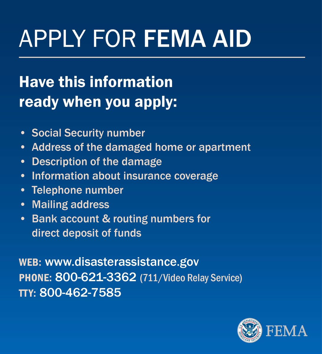 #FL: When you visit a Disaster Recovery Center in person-bring all important information with you.  http://www. fema.gov/disaster/updat es/4337/visit-us-disaster-recovery-center-drc &nbsp; …  #Irma <br>http://pic.twitter.com/5gPtBglqQ0