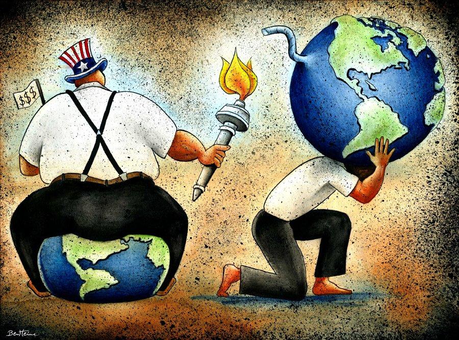 Resultado de imagen para O desaparece el capitalismo o muere la Madre Tierra