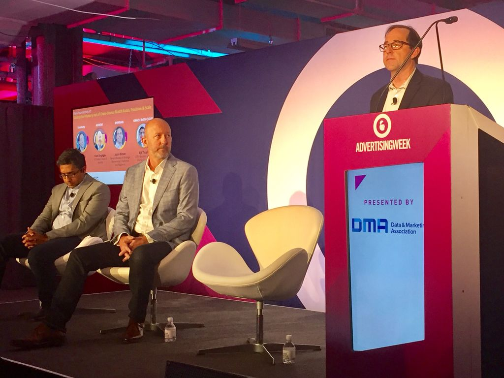 #identity and #attribution up for discussion at #AWNewYork  @DMA_USA @Acxiom @OracleDataCloud  https:// buff.ly/2fkDnnW  &nbsp;  <br>http://pic.twitter.com/1LqzhvJnEh