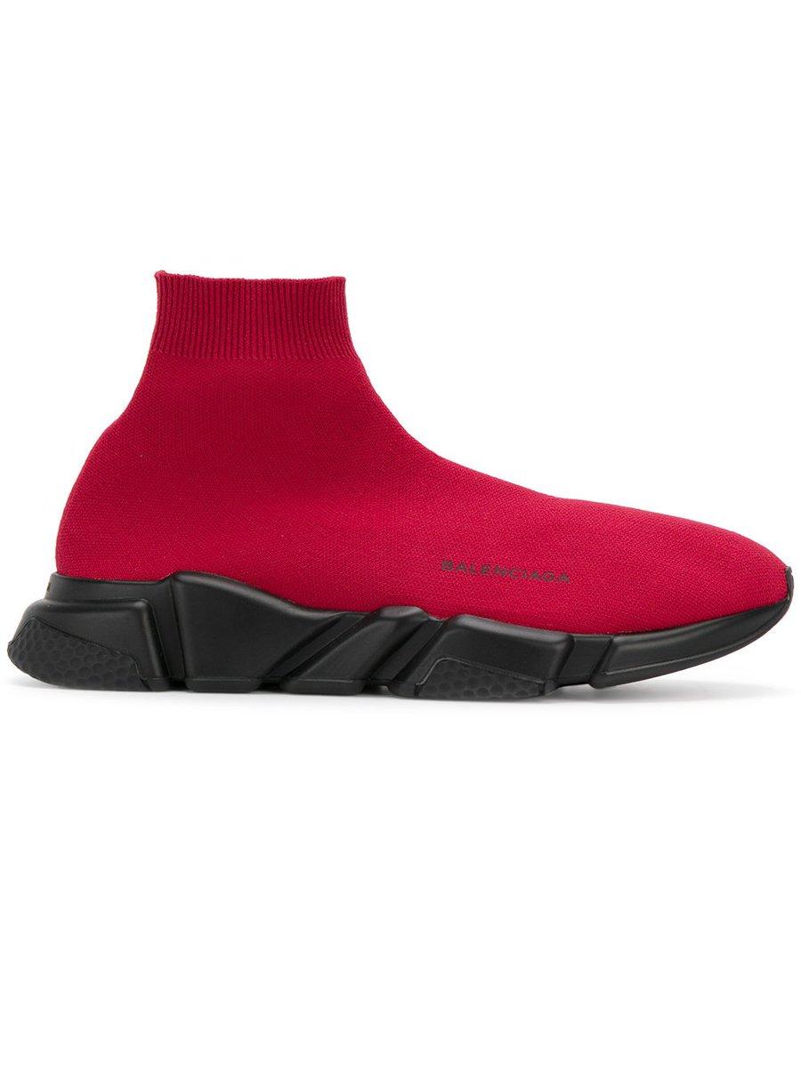Balenciaga Speed Trainer Red