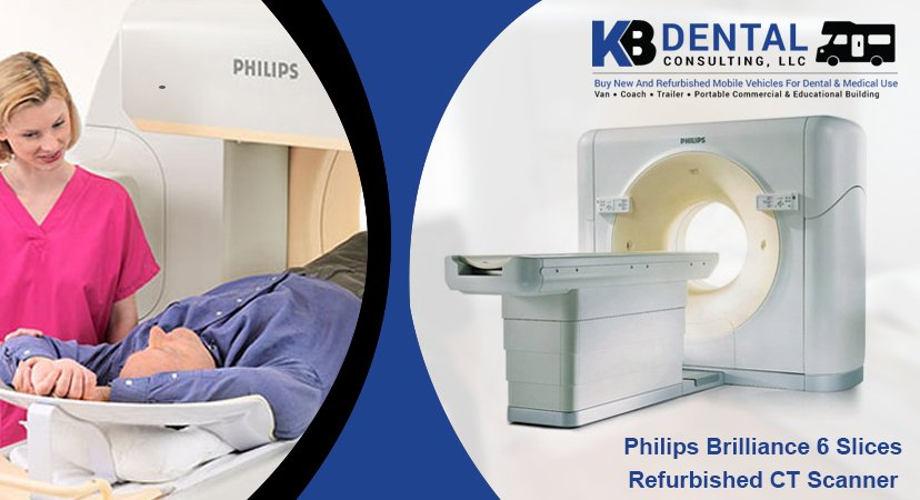 Perform routine imaging tests with fast acquisition speed by utilizing #Philips #Brilliance 6 Slice #Refurbished #CTScanner. #Michigan #USA<br>http://pic.twitter.com/Z9u7TaCudm