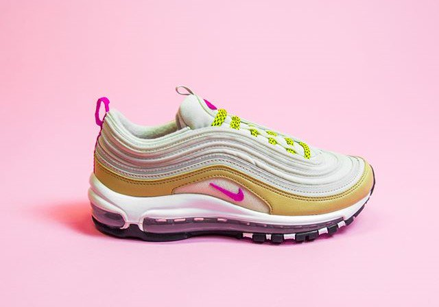 the best attitude b0f52 0086b Rosa Mortal Air Max 97 launched this morning at Nike UK ...