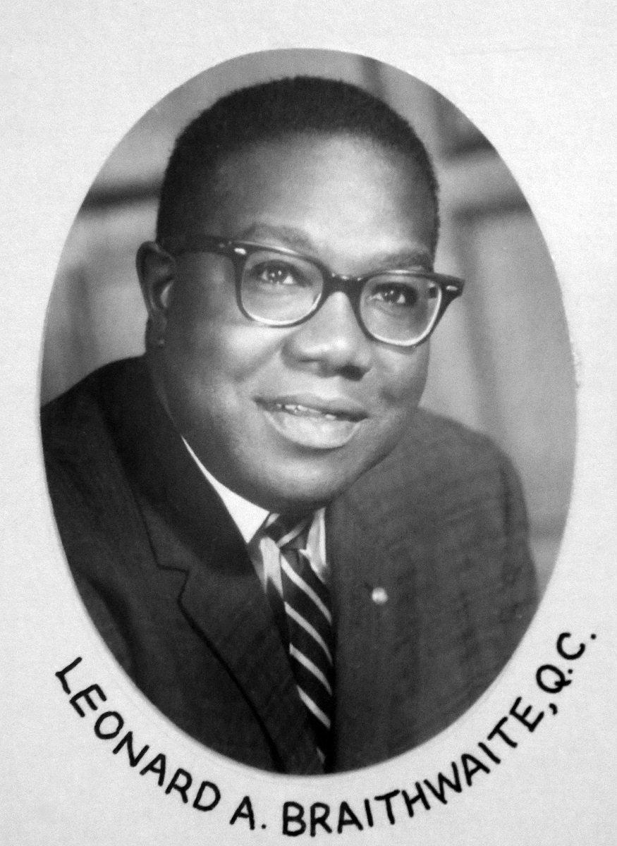 #OTD 1963 Leonard Braithwaite becomes 1st Black Canadian elected to a provincial legislature – info @CdnEncyclopedia  http:// ow.ly/11s630fpq3T  &nbsp;  <br>http://pic.twitter.com/WNpHUFcgwj
