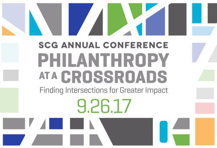 How to make an impact &amp; effectively address complex problems? @Socalgrantmaker #SCGAnnualCon17  http:// bit.ly/2hs0xNJ  &nbsp;   #csr #philanthropy <br>http://pic.twitter.com/RrbbrEsUh8
