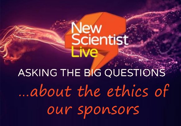 As health professionals, we urge @newscilive to stop using #arms + #fossilfuel corporations as sponsors  http://www. artnotoil.org.uk/blog/new-scien tist-live-sponsored-oil-and-arms &nbsp; … <br>http://pic.twitter.com/3bBbSbE0Fq