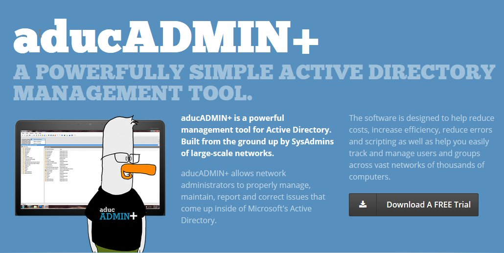 Active Directory Management Tool 30% off this month  http:// bit.ly/2xvnO5h  &nbsp;   #directory #management #sysadmin #networks #Microsoft #reporting <br>http://pic.twitter.com/UwM2zmZMO7