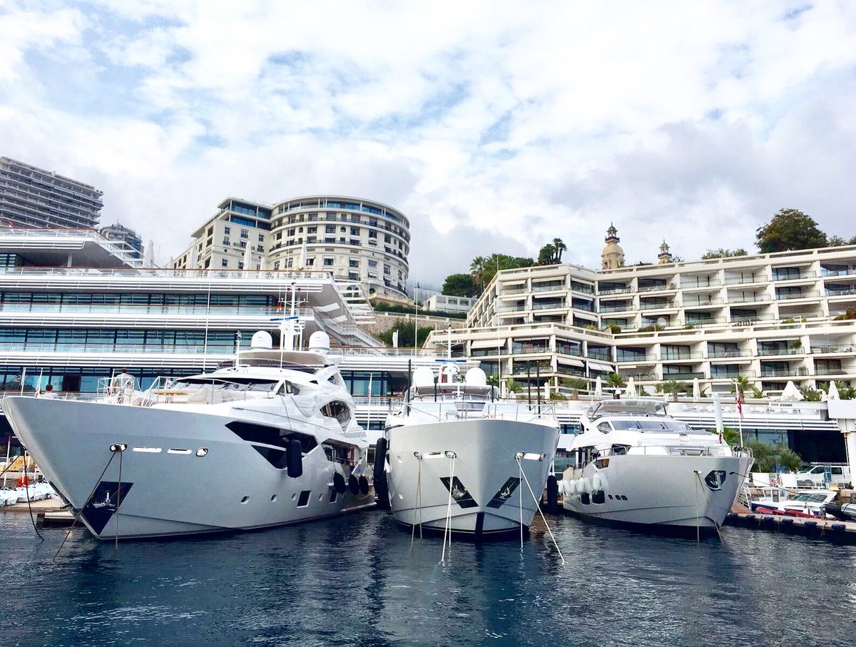 With #Southampton over, the next stop in the boat show calendar is #Monaco. Come and visit the #Sunseeker stand on Wednesday 27th September<br>http://pic.twitter.com/97Fq6yXXE6