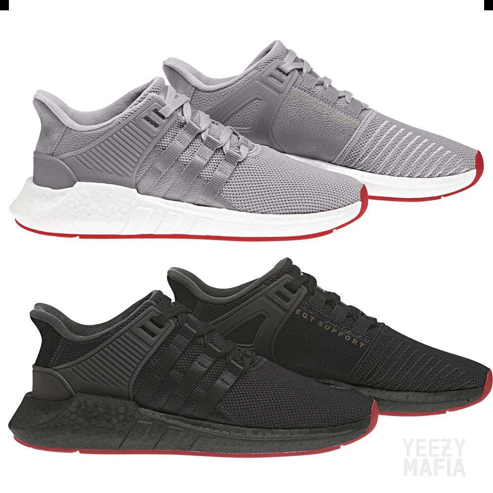 Undefeated x Adidas Consortium EQT Support ADV 8.5 Black Camo
