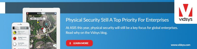 Find out why #physical security is still a top priority for #enterprises, key theme at #ASIS17 on the Vidsys #blog!  https:// buff.ly/2wgZwdE  &nbsp;  <br>http://pic.twitter.com/1xokUDoT7E