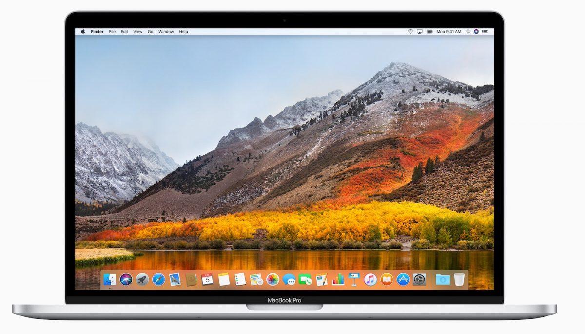 🚨 macOS High Sierra est disponible au té...