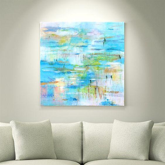 July Serenity large peaceful abstract painting @kerriblackman @UGallery  https://www. crateandbarrel.com/july-serenity/ s506088 &nbsp; …  Crate and Barrel #art #homedecor #modernart <br>http://pic.twitter.com/tfFkpyBbm9
