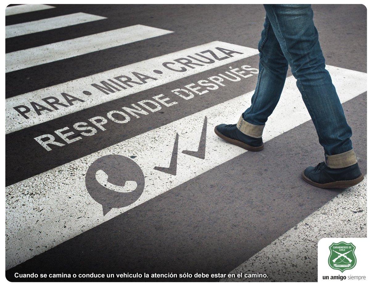 #TodoSeMejoraCon Precaución. ¡¡Para, mira y cruza!! ¡Ayúdanos a cuidar...