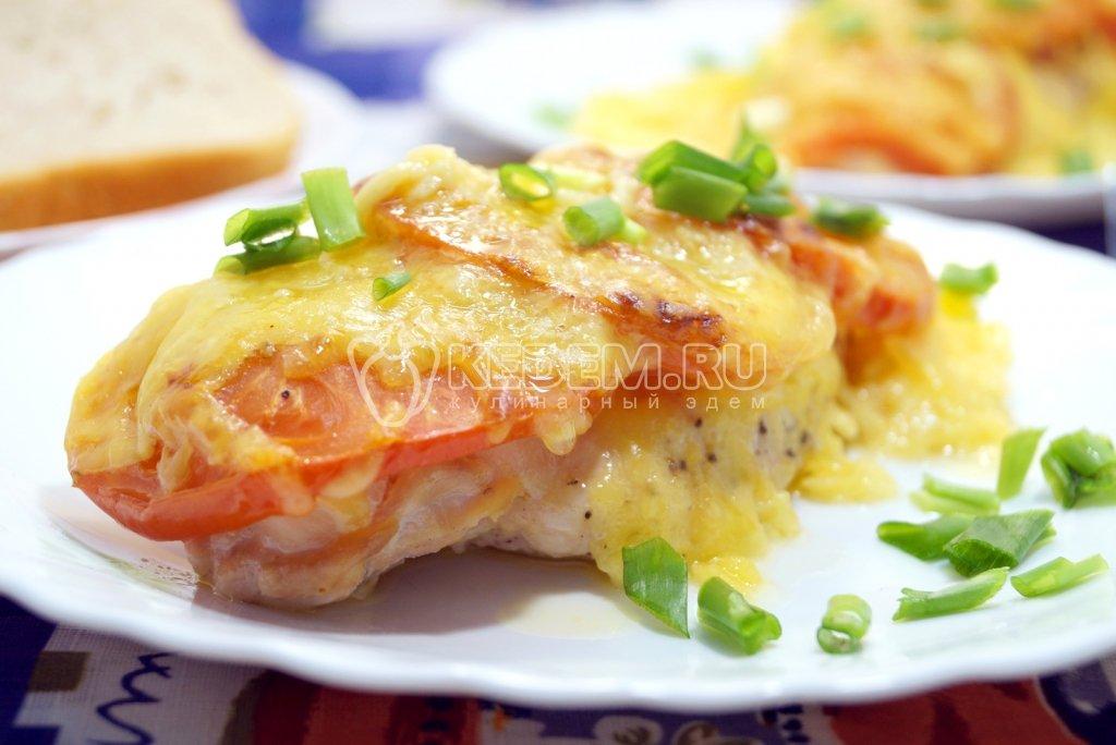 Куриное филе рецепты с ананасом