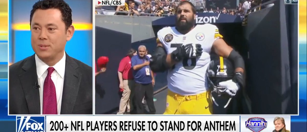 Jason Chaffetz Calls Out NFL Players: 'It's 'Disgusting' https://t.co/O6NzjvsRBV