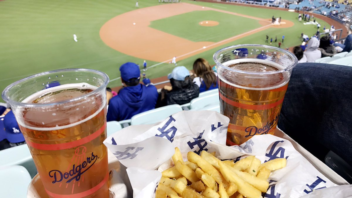 &amp; a Friday night game vs the Giants. #weloveit #ITFDB #ourboysinblue #W<br>http://pic.twitter.com/mJaaHTD8Pc