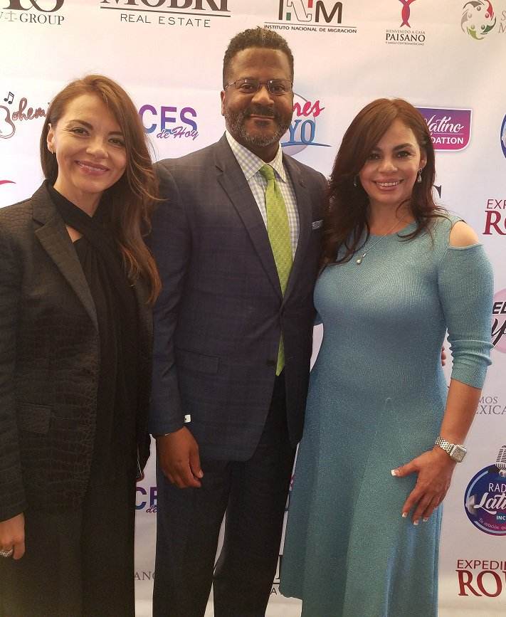 SAC Stephen Woolery attended event w/reps from @Expediente_Rojo &amp;@1045radiolatina to raise human #trafficking &amp; domestic violence #awareness <br>http://pic.twitter.com/d6gFiY6wlD