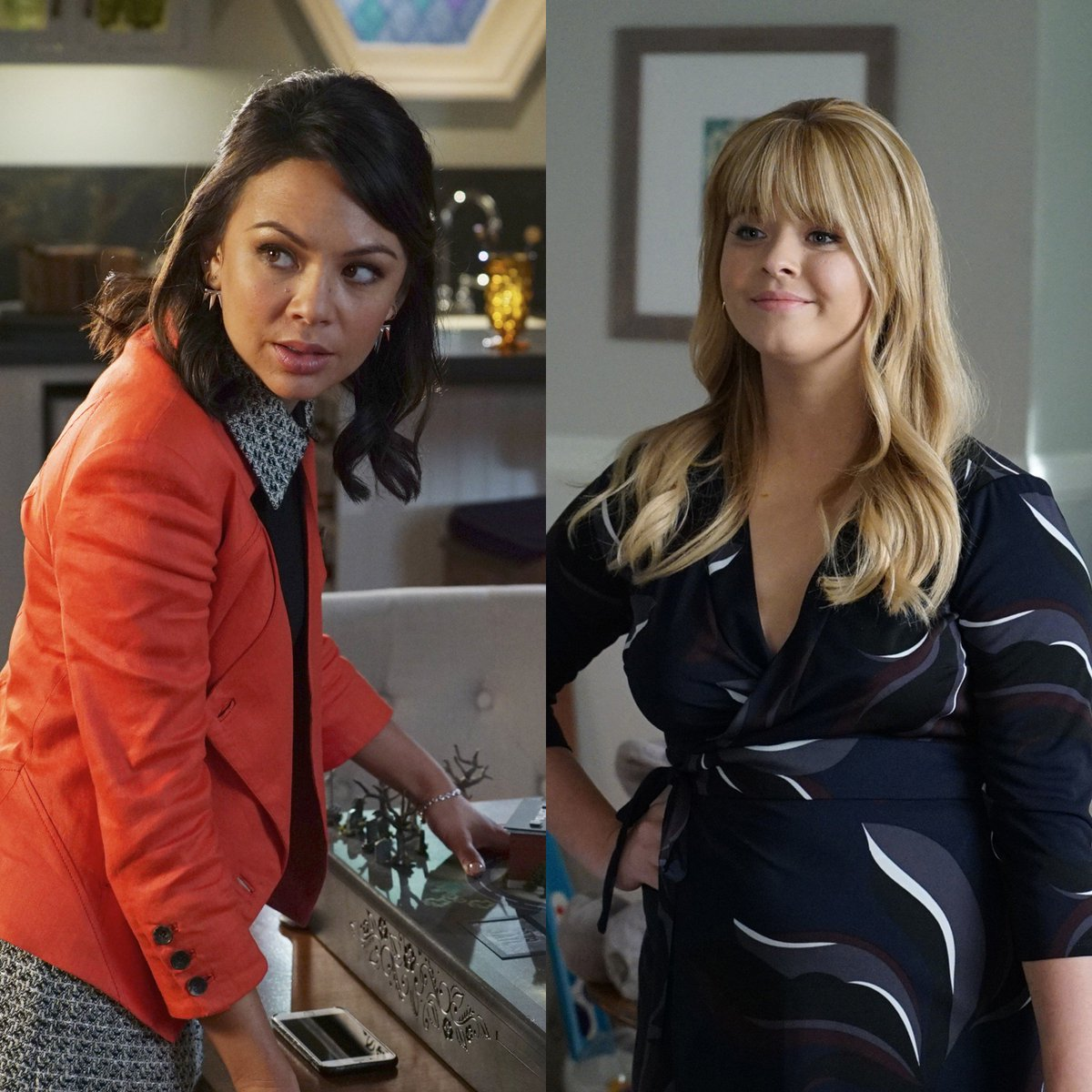 Freeform is developing spinoff pilot #PrettyLittleLiars: The Perfectionists starring @SashaaPieterse &  @JanelParrishhttps://t.co/TApBW6tUV2