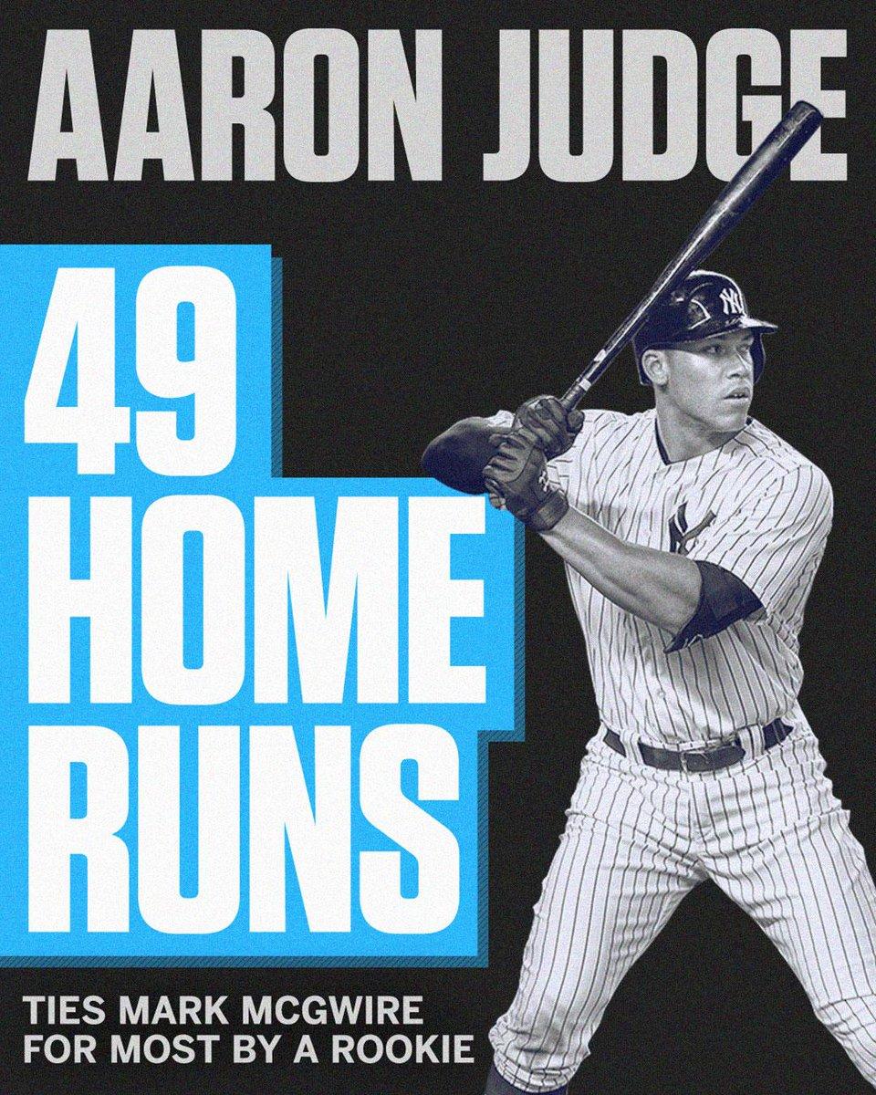 Take a bow, Aaron Judge. https://t.co/vnHQlBm12L