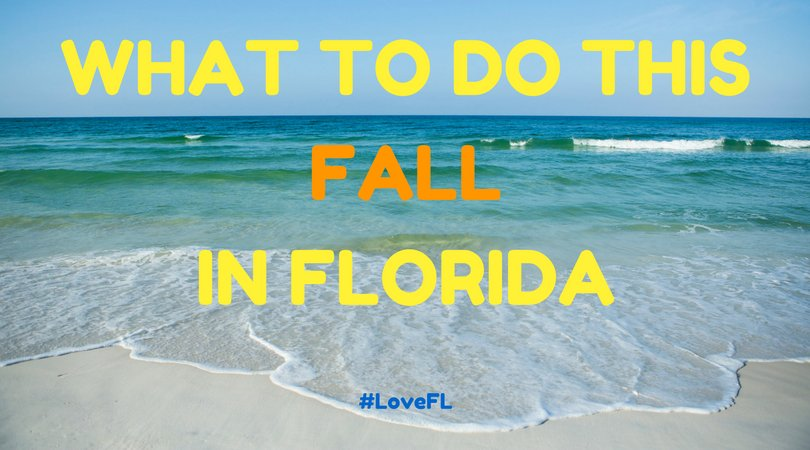 Here&#39;s what&#39;s happening this fall in #Florida,  http:// bit.ly/2vmcD0T  &nbsp;   #LoveFL <br>http://pic.twitter.com/eZRKKI4NIk