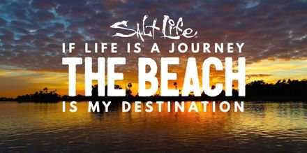 If Life Is A Journey The #Beach Is My Destination   #LiveSalty<br>http://pic.twitter.com/nBiby3QmKT