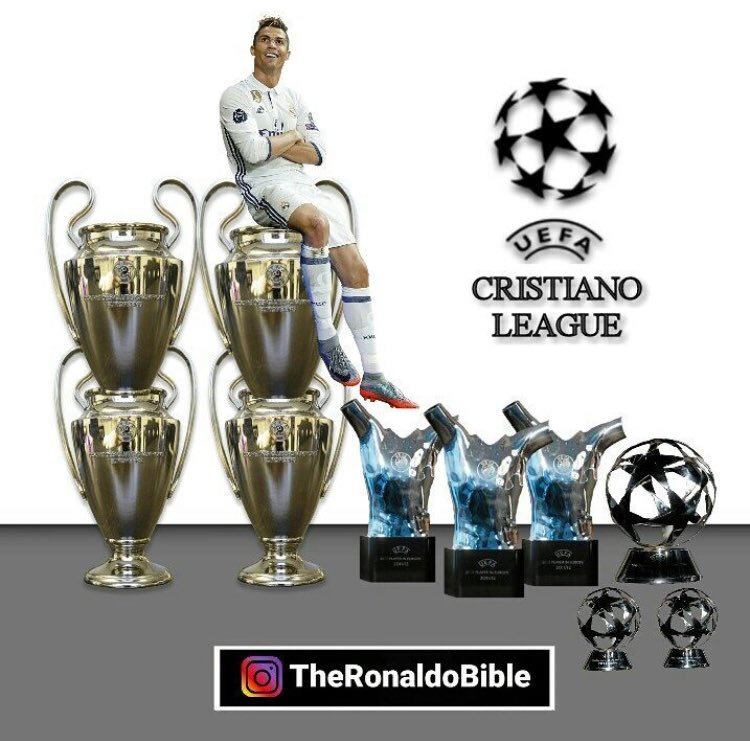 Cristiano Ronaldo returns to his throne tomorrow. #UCL <br>http://pic.twitter.com/JSkRNsBqFq