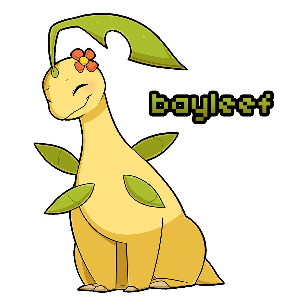 bayleef hashtag on twitter