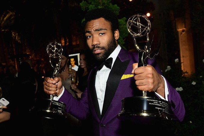 It s a national holiday Happy Birthday to Donald Glover. Nothing but respect for MY president