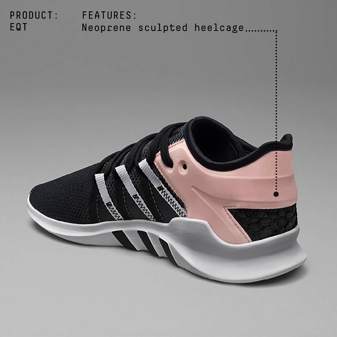 adidas EQT ADV Primeknit BA7496 tiny dog records