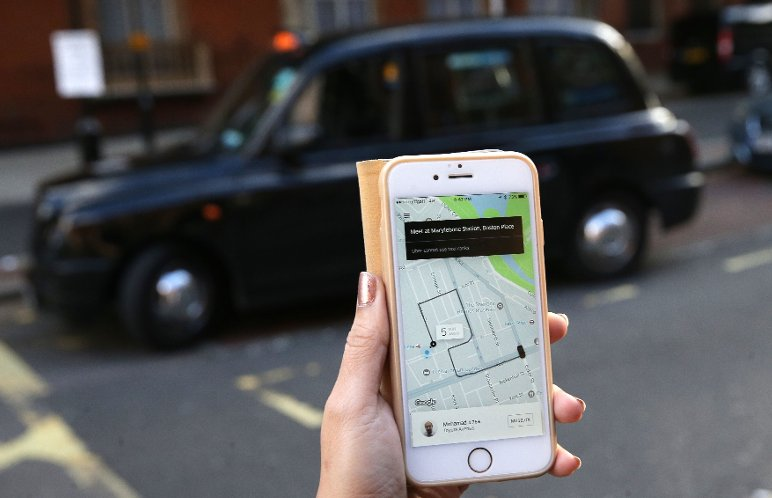 Grovelling Uber boss pledges to 'make things right' after firm's Londo...