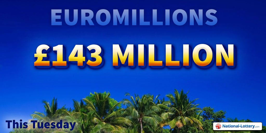 You have 24 hours to choose your £143 MILLION #EuroMillions numbers. Just imagine what you could do! Pick &gt;&gt;&gt;  https://www. national-lottery.com/play/euromilli ons-uk &nbsp; … <br>http://pic.twitter.com/FIcTh3vTnp