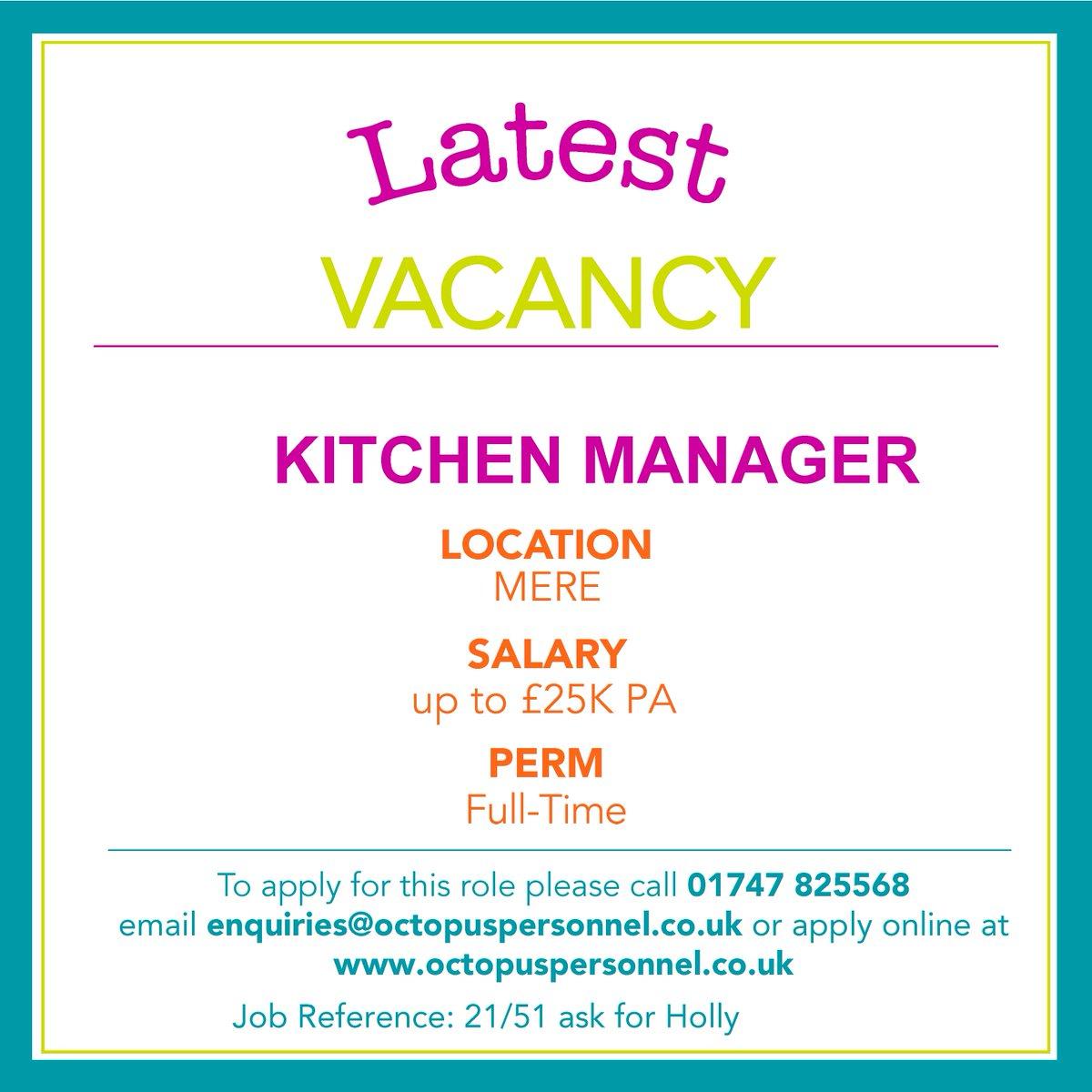 100+ [ Kitchen Manager Jobs ] | B Daddy U0027s Bbq,Sage ...