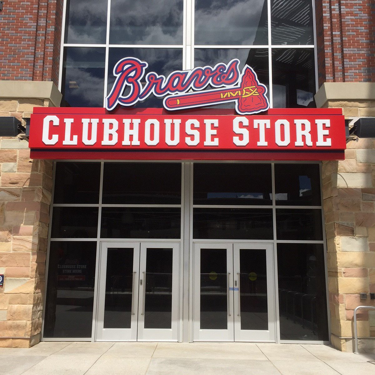 reputable site aa817 4f918 Braves Retail on Twitter: