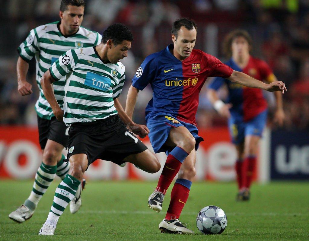 نتيجة بحث الصور عن صور مواجهات فريق س. لشبونة مع برشلونة