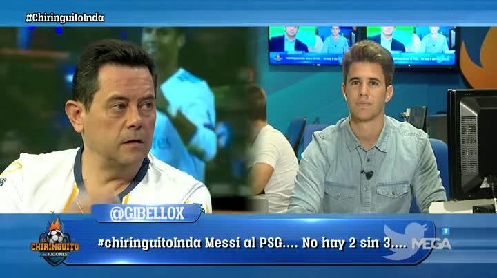 ¡EXCLUSIVA de @alexsilvestreSZ! 'El ACTO DE RENOVACIÓN de Marco Asensi...