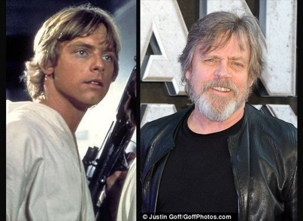 Happy Birthday Mark Hamill.  May the force be with you always.