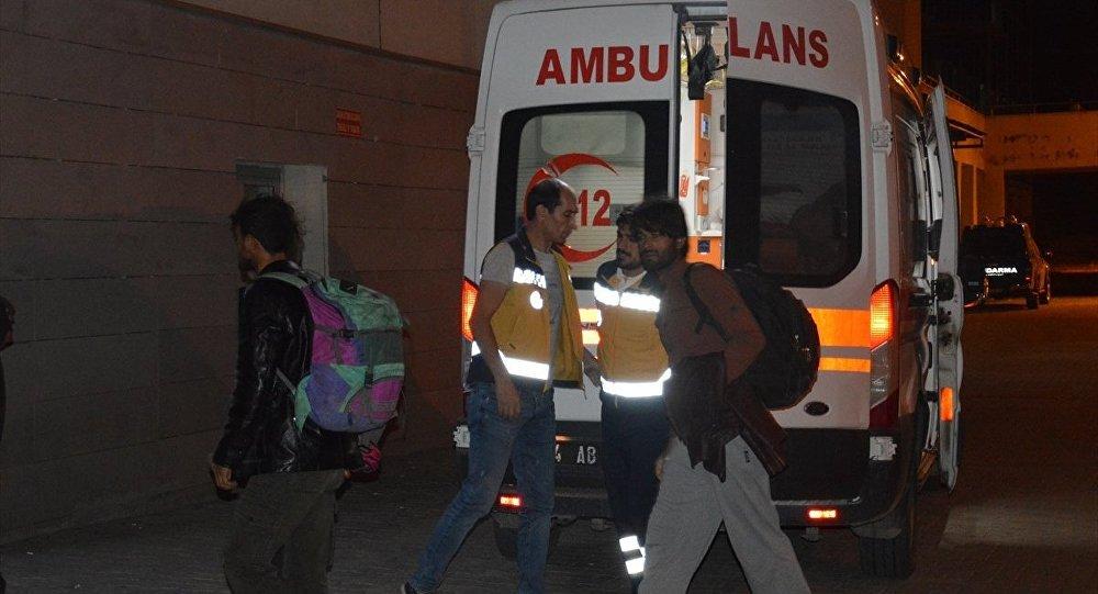 Ağrı'da minibüse ateş açıldı: 3 ölü, 7 y...