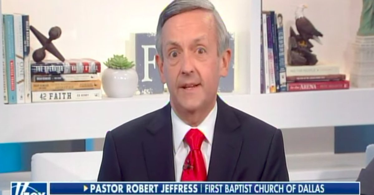 Trump evangelical adviser: NFL kneelers are lucky they aren't 'shot in...