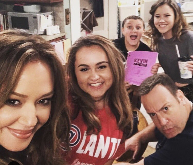 Don't miss these crazy kids on the season 2 premiere of #KevinCanWait...