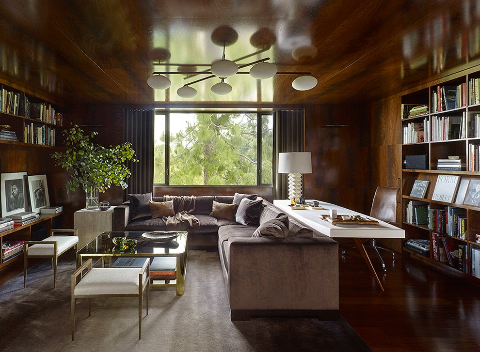 The library in this #dreamhome is a serene place for a #homeoffice.   http:// cpix.me/a/31645257  &nbsp;  <br>http://pic.twitter.com/LOjbStlFaQ
