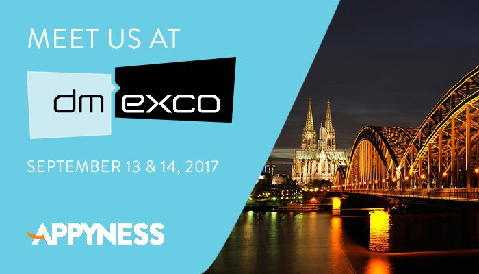 We just returned from @dmexco. Here&#39;s a quick recap about some of our favorite conference program sessions!  https:// buff.ly/2y3Ktsy  &nbsp;   #dmexco <br>http://pic.twitter.com/DE5O9JBUqB