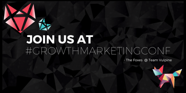 Have you heard? #GrowthMarketingConf has an EPIC speaker line-up this year. Check it out:  http:// vulpine.social/agenda-global-t  &nbsp;  <br>http://pic.twitter.com/5J5CKpcduR