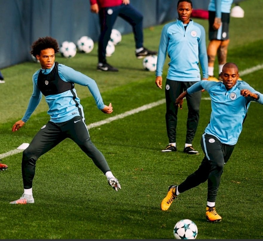 The #ucl returns to the #Etihad tomorrow. Let&#39;s keep our winning streak going  #inSané #LS19 @ManCity<br>http://pic.twitter.com/GVK9t4jldm