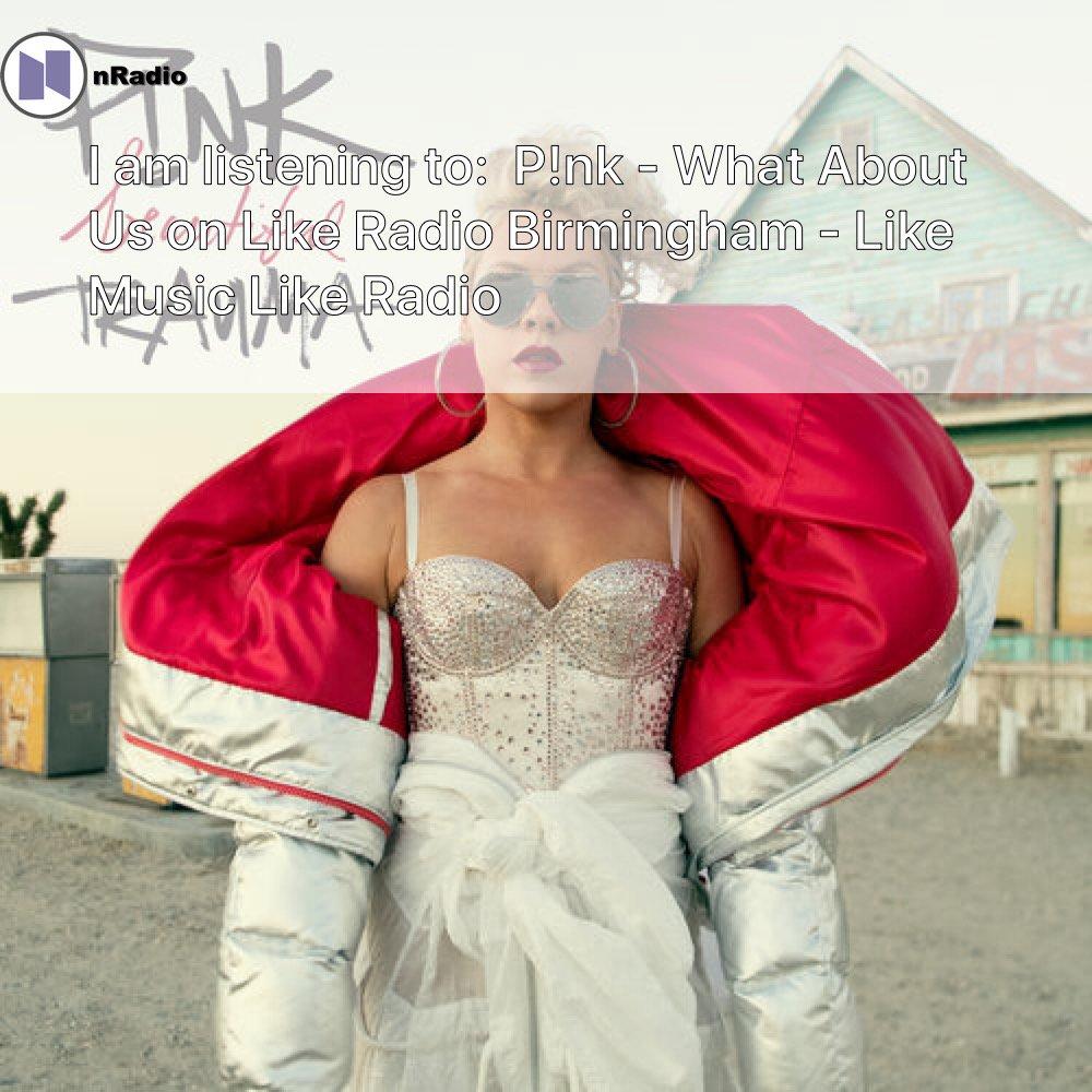 Tune in @nRadioApp  http:// tinyurl.com/y7hzekfk  &nbsp;    @LikeRadioUK  Get nRadio:  http:// bit.ly/nRadioApp  &nbsp;   @Pink #music #radio #pink <br>http://pic.twitter.com/dsOFOstq9Q