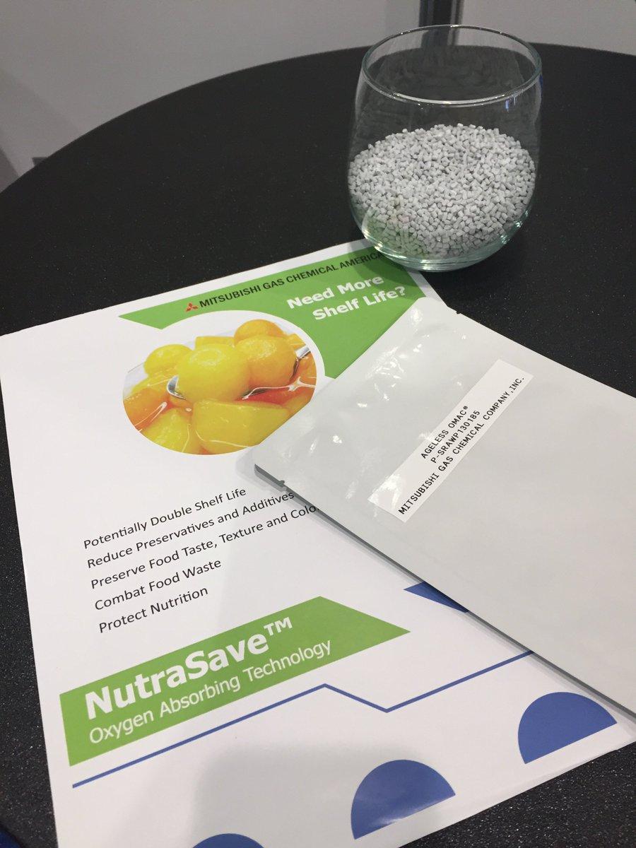 Mitsubishi lança embalagens de alimentos que absorvem