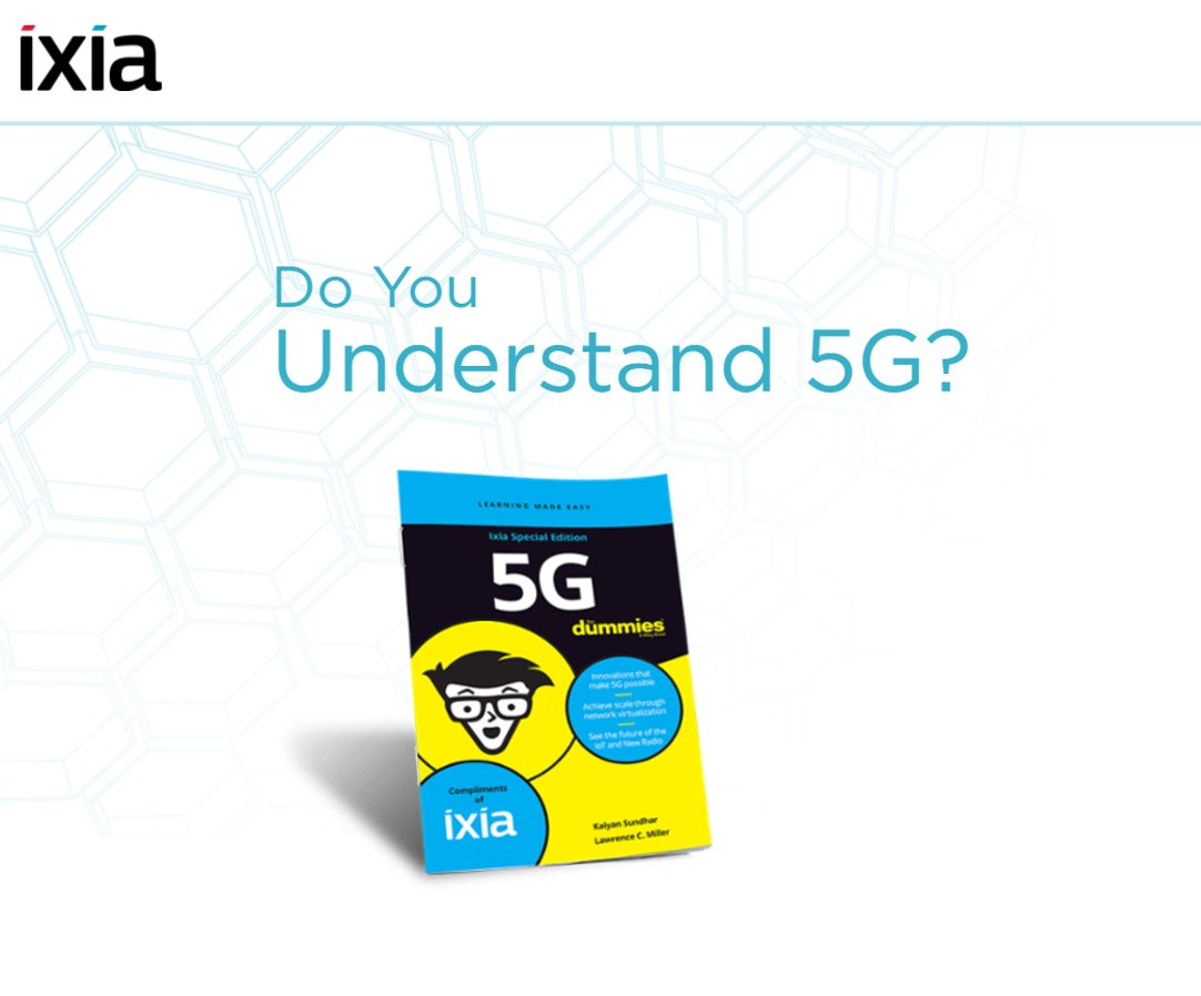 10 Myths about #5G – Debunked - #1, it's all about speed  https:// hubs.ly/H08KKmC0  &nbsp;   #Ixiacom #5GD<br>http://pic.twitter.com/NW1ixrxG14