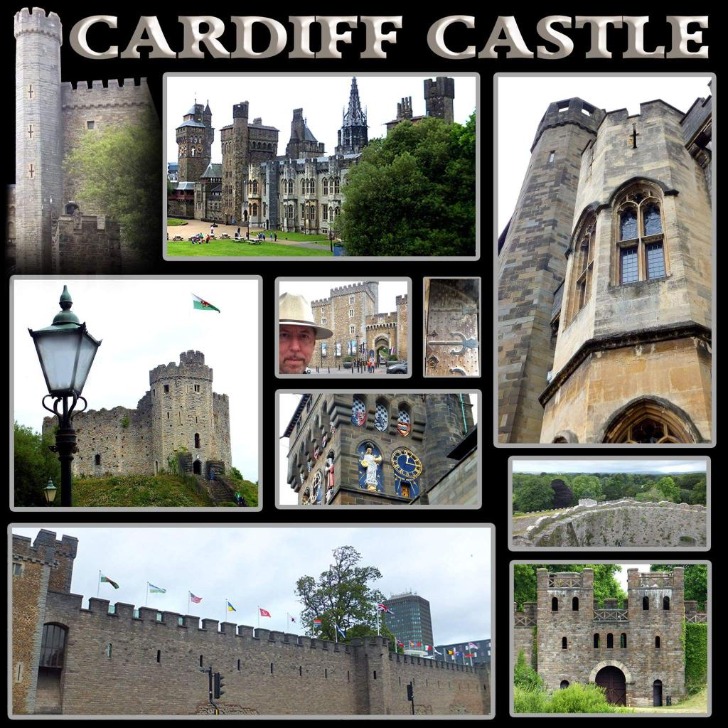 Cardiff Castles in #Wales ... wow <br>http://pic.twitter.com/bofEB4inI7