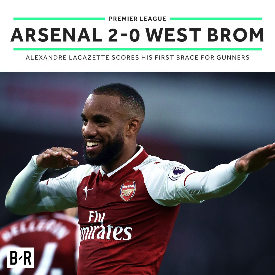 The Gunners get the job done. https://t....