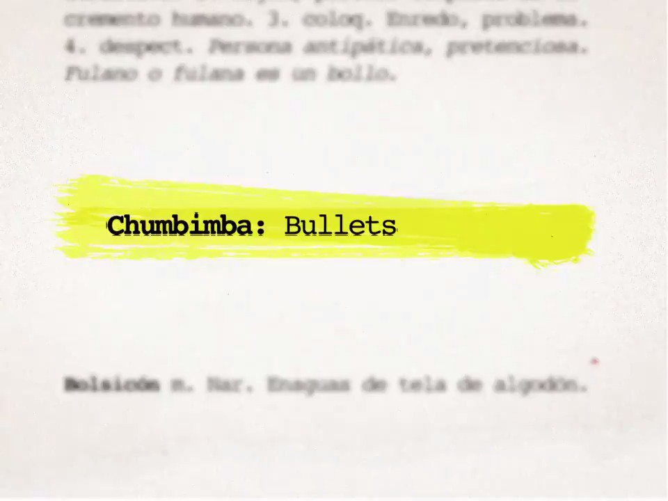 Cinco, cuatro, tres, dos, uno...chumbimba. #Narcos https://t.co/x8m0M7nNXF