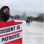 NFL linebacker DeAndre Levy knows dissent is patriotic. #TakeAKnee