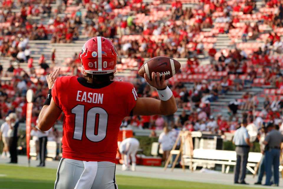 Practice Report: Observations from first UGA practice before Tennessee game  #UGA |  http:// bit.ly/2xssZFi  &nbsp;  <br>http://pic.twitter.com/dcTp5DY9Jw